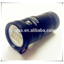 Дайвинг-видео Light 150M подводное фото Ультрафиолетовое освещение для дайвинга 120 градусов