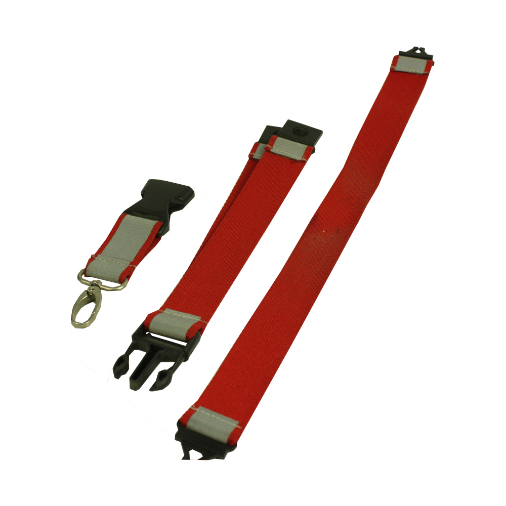Reflective Custom Lanyards with Safety Breaks