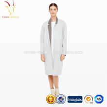 Женщин шерсти длинный зимние пальто пальто импортируется из Китая