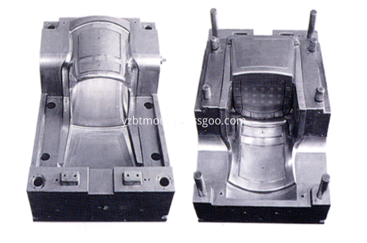 injection moulding for plastic chair