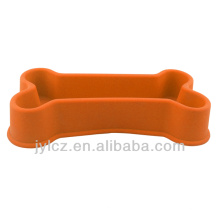 bol pour animaux en silicone