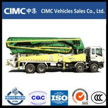 Camión de la bomba concreta de Cimc los 45m con el chasis de Isuzu
