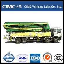 Caminhão da bomba concreta de Cimc 45m com chassi de Isuzu