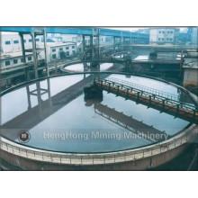 Machine de épaississement de minerai d'équipements de concentration de minerai de fer d'or