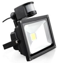 30W IP65 PIR Bewegungs-Sensor IR-Steuerpult LED-Scheinwerfer