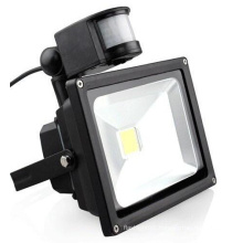 30W IP65 PIR Motion Sensor IR Controller LED Floodlight