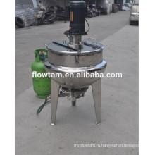 Наклонный чайник для газовой плиты из нержавеющей стали