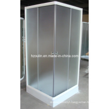 Shower Room with White Finish (E-07White)