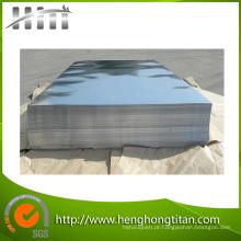 Placa e folha de liga de níquel e níquel Inconel600 ASTM B168 Inconel600