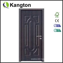 New Product Interior MDF Wooden PVC Door (PVC wooden door)