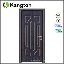 Novo Produto Interior MDF PVC De Madeira Porta (PVC porta de madeira)
