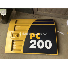 Komatsu Excavator PC200-7 Doors And Panels Aftermarket