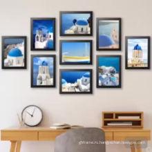 9 настенных картинных рамок для фотографий