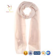 Bufanda de seda de lana hecha en China