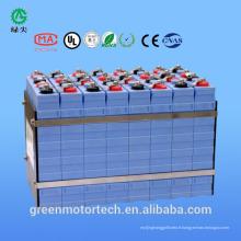 Batterie au lithium 180Ah 96V longue vie, batterie lifepo4 pour ev