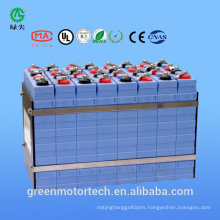 180Ah 96V long life lithium battery pack ,lifepo4 battery for ev