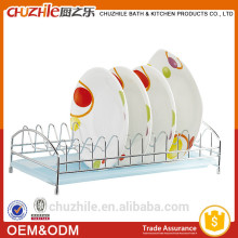 Wholesale Custom Kitchen dish rack with tray