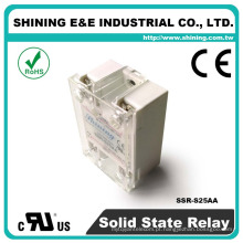 SSR-S25AA AC elétrico 24V SSR Zero Crossing Solid State Relay