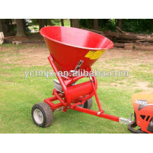Best price ATV towable fertilizer spreader manure spreaders