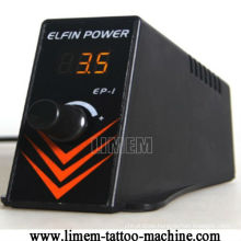 mini Newest tattoo power Supply factory pricee ikon tattoo power supply
