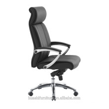 H622A neuer Design-Stuhl aus Leder mit hoher Rückenlehne