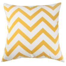 Almofada impermeável amarela brilhante da venda quente