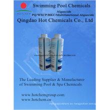 Algicida multifuncional eficaz para piscinas (HCAG005)