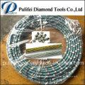 Алмазный Спеченный шарик к сети веревочки провода Диаманта увидел для Вырезывания