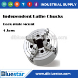 2/3/4/6 jaws Independent lathe chuck