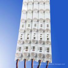 Настраиваемое освещение рекламы краю RGB светодиодный модуль свет