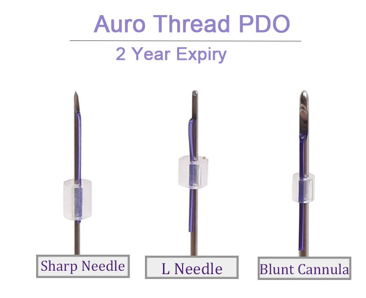 PDO thread needle