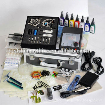 2016 hot sale professional tattoo kits with