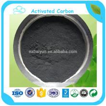 325 carbone activé par poudre à base de bois de maille pour la décoloration