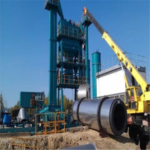 LB1000 Asphalt Mixing Factory With Bag Dust Filter