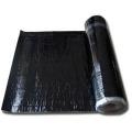 SBS aluminum foil self - adhesive waterproofing membrane for building