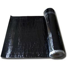 SBS aluminum foil self - adhesive waterproofing membrane for building