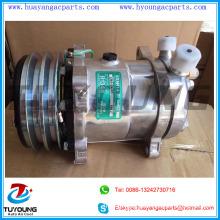 R134A SANDEN 5H14 S6627 auto air conditioning compressor , air pump , car ac compressor