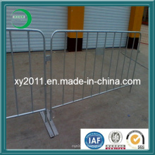 Cheap Hot DIP Galvanizing Crowd Control Barrier with Good Quality