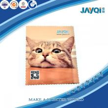80%Polyester 20%Polyamide Eyeglass Cleaning Cloth