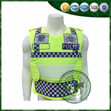 Reflektierende Anti-Stabbing-Bulletproof-Jacke der Transportation Police