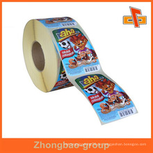 Guangzhou-Hersteller Großhandel Druck-und Verpackungsmaterial benutzerdefinierte selbstklebende handgefertigte Seife Etikett