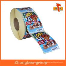 Guangzhou fournisseur d'impression en gros et matériel d'emballage étiquette de savon artisanal auto-adhésif personnalisé