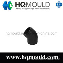 Plastic Injection Elbow Pipe Fitting Mould