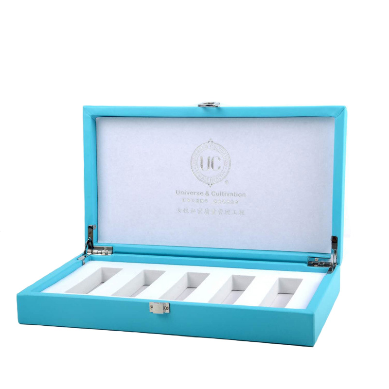 Mdf Cosmetic Clamshell Rigid Gift Box