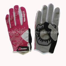 Radfahren Vollfinger Sport Fahrrad Sport Ausrüstung Handschuh Gel Polster Sport Handschuh