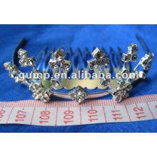 Bridal wedding crown tiara(GWST12-131)