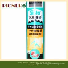 Le scellant de silicium neutre de haute qualité doit être utilisé pour le logement