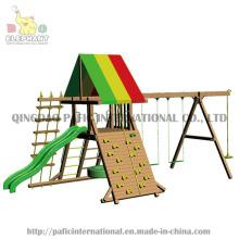 Children Playground with Slides Climbing Frame - Omni-Play