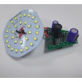 5W Pure Daylight Sensor Lâmpada LED