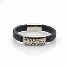 Bracelet en acier inoxydable fait main Bracelet en acier inoxydable